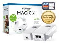 devolo Magic 2 WiFi - Starter Kit - pont - 802.11a/b/g/n/ac - Branchement mural