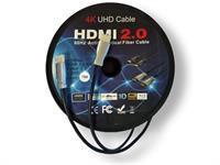 MCL Samar HDMI avec câble Ethernet - 75 m
