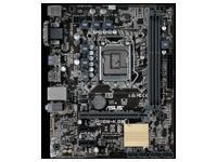 ASUS H110M-K - carte-mère - micro ATX - Socket LGA1151 - H110