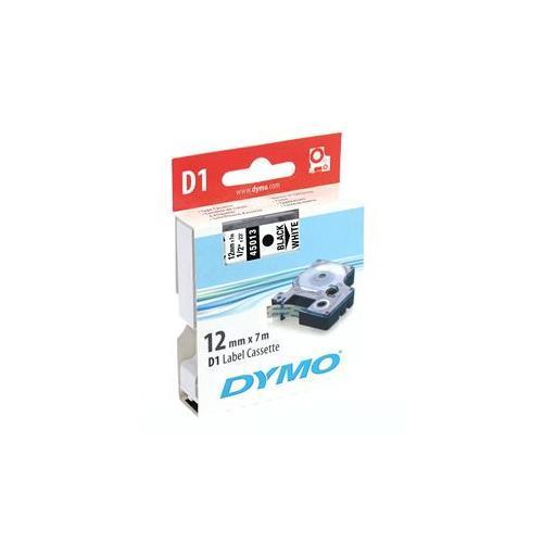 DYMO D1 - bande d\'étiquettes - 1 rouleau(x) - Rouleau (1,2 cm x 7 m)