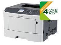 Lexmark MS617dn - imprimante - monochrome - laser