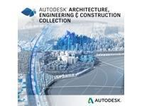 Autodesk Architecture, Engineering & Construction Collection - New Subscription (3 ans) - 1 siège