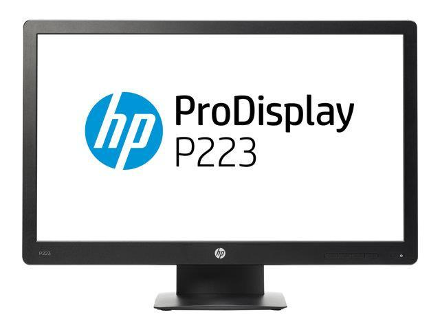 HP ProDisplay P223 - écran LED - 21.5""