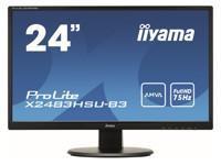 Iiyama ProLite X2483HSU-B3 - écran LED - Full HD (1080p) - 24