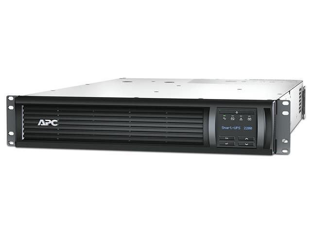 APC Smart-UPS SMT 2200VA LCD RM with SmartConnect - onduleur - 1980 Watt - 2200 VA