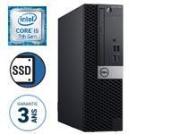 DELL - OptiPlex 5060 SFF - Core i5 - 8Go - 256Go SSD - Win 10 Pro - garantie 3 ans