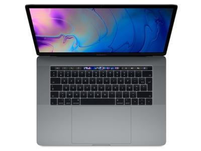 "MacBook Pro - Core i7 - 15"" - 16 Go - SSD 1 To - AMD Radeon Pro 560X (4 Go) - Touch Bar - clavier français"