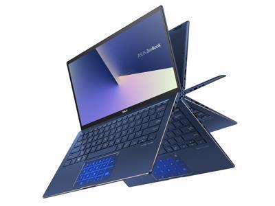 Asus UX362FA-EL249R Zenbook Flip 13.3 - Core i7 - 8 Go - SSD 512 Go - Win 10 Pro