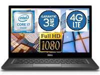 Dell Latitude 7490 - 14'' FHD - Core i7 - 16Go - 512Go SSD - 4G - garantie 3 ans site J+1
