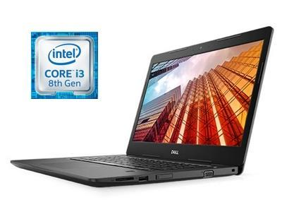 Dell Latitude 3490 - 14\'\' FHD Core i3 8Go 128Go SSD - Win 10 Pro