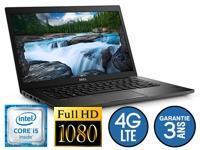 Dell Latitude 7480 - 14'' FHD - Core i5 - 8Go - 256Go SSD - 4G - garantie 3 ans site J+1