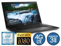 Dell Latitude 7480 - 14'' FHD - Core i7 - 8Go - 256Go SSD - 4G - garantie 3 ans site J+1