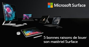 Surface for Business, sortez de l'ordinaire