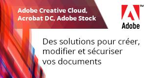 Solutions d'entreprise Adobe