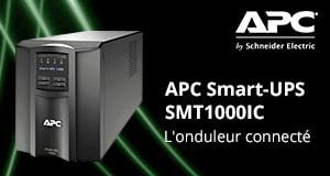 Onduleur APC SMT1000IC