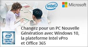 Changer pour un PC Nouvelle Génération avec Windows 10