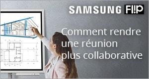 Samsung Flip + Yellow