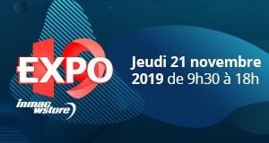EXPO 2019 : jeudi 21 novembre !