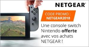 Votre console Switch offerte !