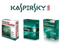 Kaspersky Anti-Virus 2019 - version boîte (1 an) - 3 PC