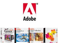 Adobe Creative Cloud - VIP Equipe - Abonnement trois ans