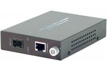 Convertisseur Fibre Optique/Rj45 - Gigabit Sfp
