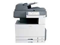 ltifonction laser Couleur X925de Lexmark - vitesse 31 ppm - interfaces Hi-Speed USB/Ethernet 10 Base-T/100 Base-TX/1000 Base-T