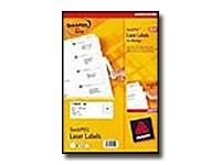 Avery QuickPEEL - étiquettes adresses - 3500 unités