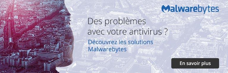 Solutions malwarebytes