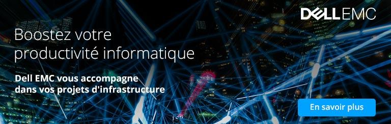 infrastructure performante Dell EMC