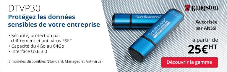 Kingston USB DTVP30