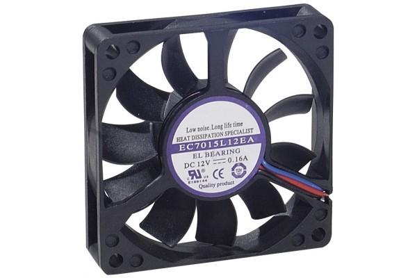 Intégration/Ventilateurs