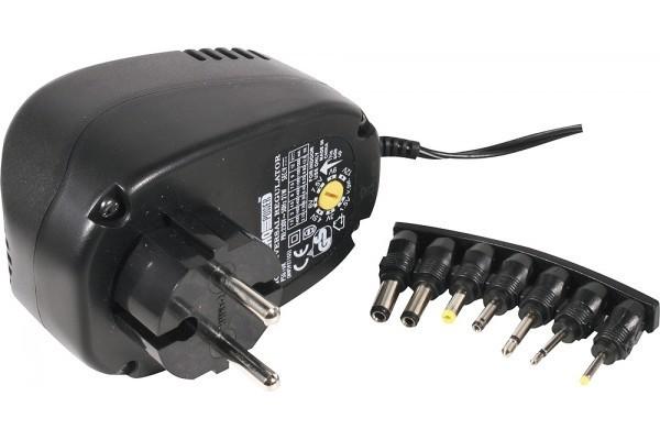 Transformateur D'Alimentation 230V De 3 À 12V 600 Ma
