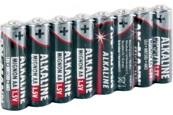 ANSMANN batterie