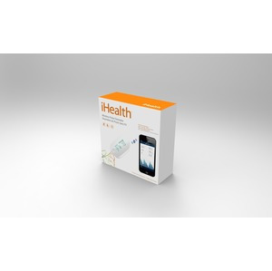 IHEALTH PO3 pulsomètre oxymètre doigt_