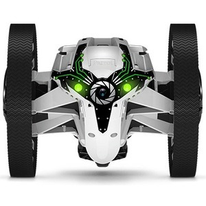 PARROT MINI DRONE JUMPING SUMO BLANC_