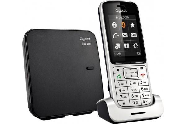 Produit ouvert Gigaset SL450 téléphone sans fil dect & bluetooth