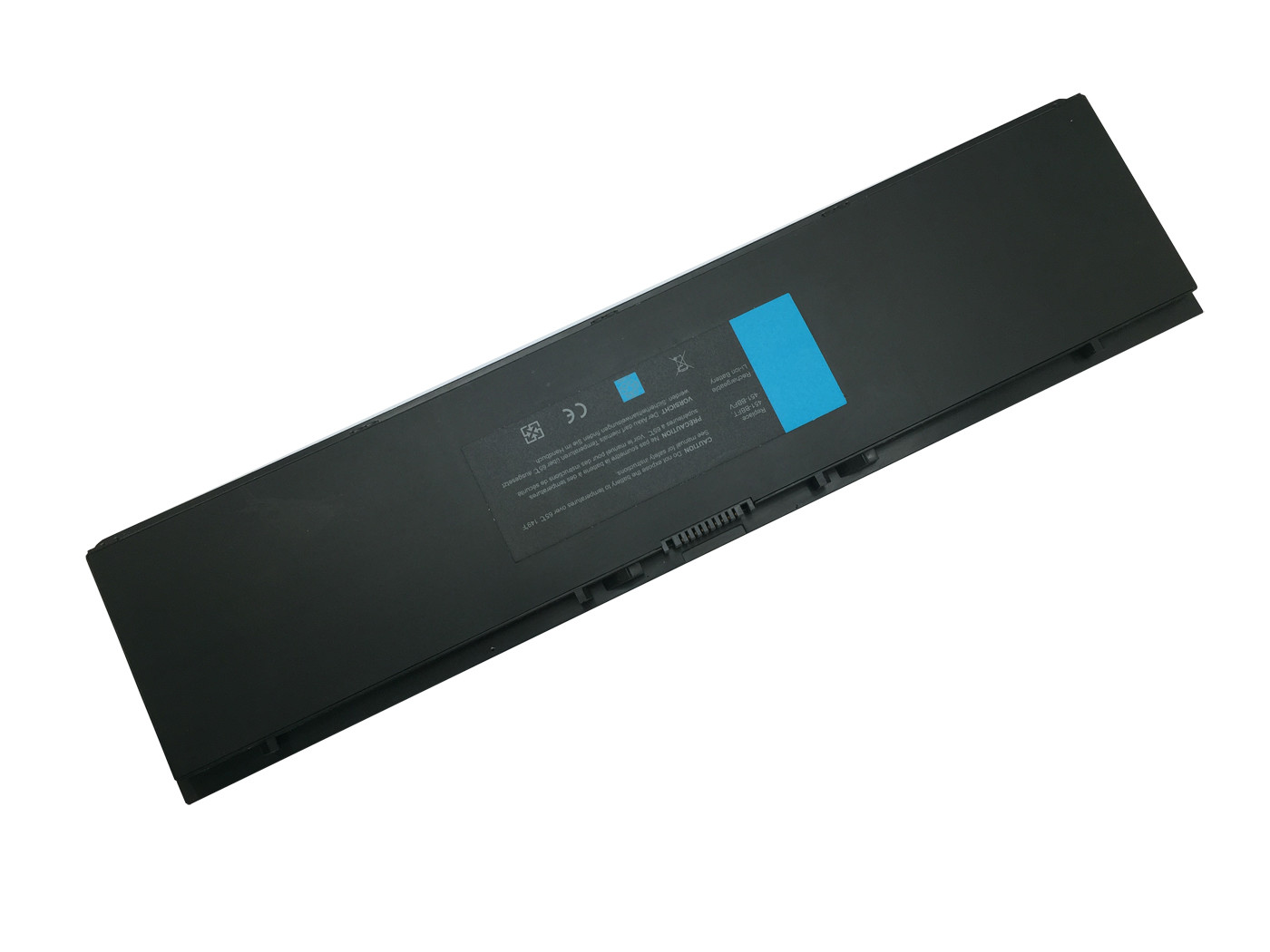 DLH - Batterie pour PC portables DELL Latitude E7440 / Latitude E7450 - 6000mAh-44Wh