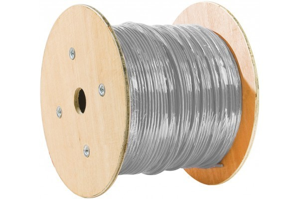 Cable multibrin s/ftp CAT6A gris LS0H - 500M