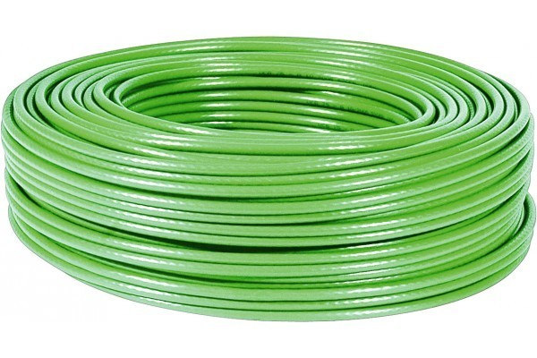 Cable multibrin f/utp CAT5E vert - 100M