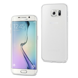 Muvit - coque arrière thingel transparente - Samsung Galaxy S6 edge plus