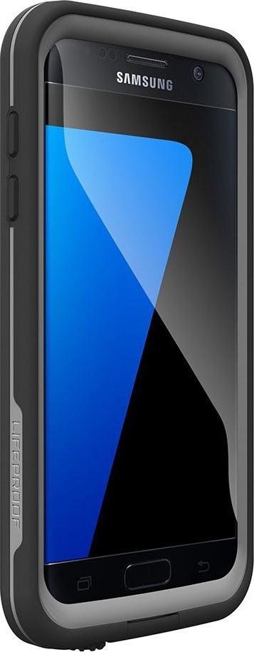 LIFEPROOF FRE Coque étanche pour Galaxy S7 - Noir