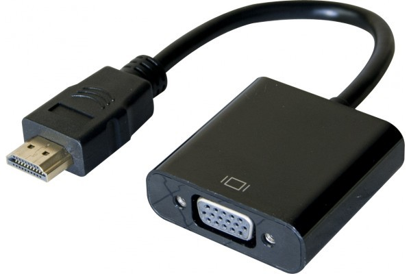 Convertisseur HDMI Full HD vers VGA - 23CM