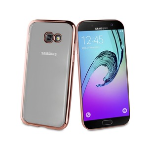 Life coque bling Rose Or pour Samsung Galaxy A5 2017