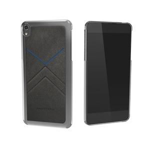 MFX CARD CASE noir/bleu pour XPERIA E5