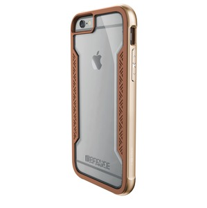 XDORIA COQUE DEFENSE SHIELD POUR IPHONE 7 - GOLD_