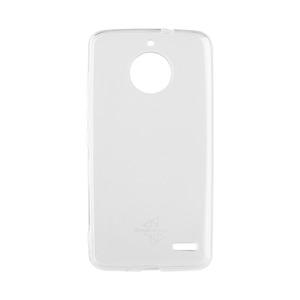 Crystal Soft pour smartphone Motorola Moto E4