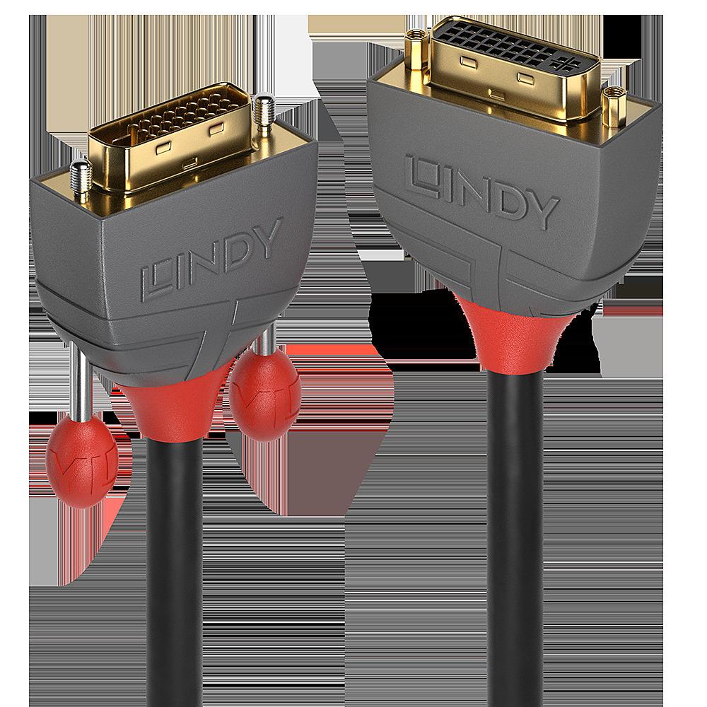 Lindy Anthra Line rallonge de câble DVI - 2 m