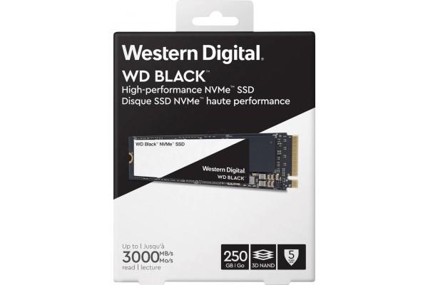 Produits Western-Digital