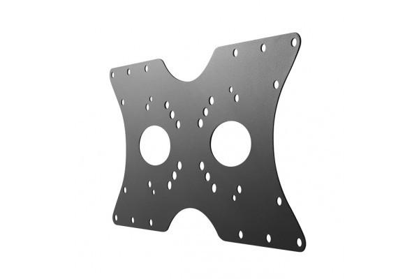Plaque adaptatrice VESA 50 x 50 à 400 x 200